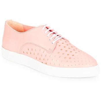 Skor Dam Sneakers André PRESAGE Rosa