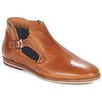 Skor Herr Boots André GAMIN Brun