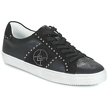 Skor Dam Sneakers Chattawak BRESCIA Svart