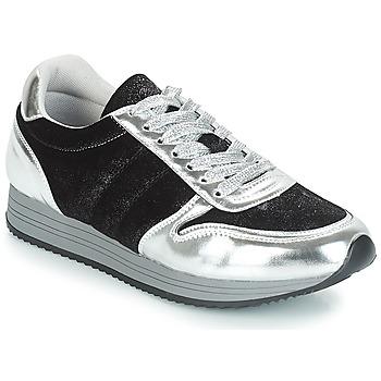 Skor Dam Sneakers Chattawak CESENA Svart