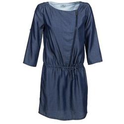 textil Dam Korta klänningar Chipie JULIETTE Blå