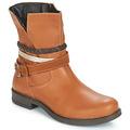 Skor Flickor Boots Citrouille et Compagnie