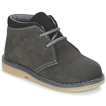 Skor Pojkar Boots Citrouille et Compagnie JUSSA Grå