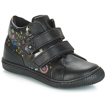 Skor Flickor Sneakers Citrouille et Compagnie JUPETTE Svart