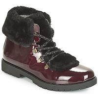 Skor Flickor Boots Citrouille et Compagnie JUTTER Bordeaux