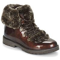 Skor Flickor Boots Citrouille et Compagnie JITTER Brun