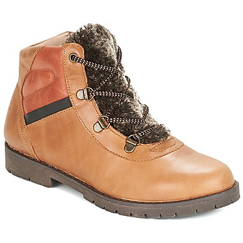 Skor Pojk Boots Citrouille et Compagnie JODILAEM Cognac