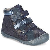 Skor Flickor Boots Citrouille et Compagnie JODIL Blå