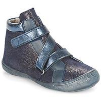 Skor Flickor Boots Citrouille et Compagnie HISSOU Blå