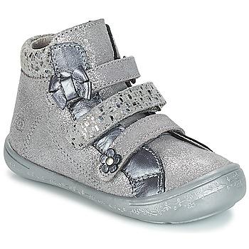 Skor Flickor Boots Citrouille et Compagnie JODIL Grå