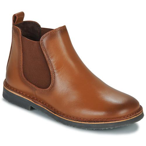 Skor Barn Boots Citrouille et Compagnie JOVETTE Kamel