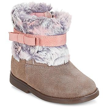 Skor Flick Boots Citrouille et Compagnie JERRADJE Grå / Rosa
