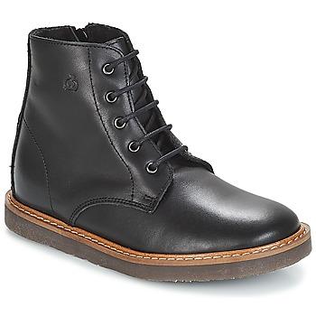 Skor Barn Boots Citrouille et Compagnie JENKI Svart