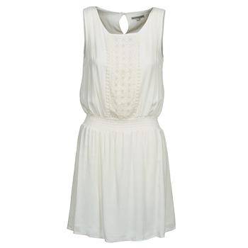 textil Dam Korta klänningar Best Mountain ROBALA Vit