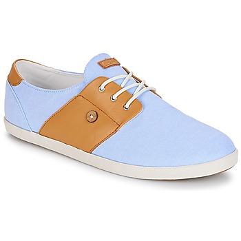 Skor Sneakers Faguo CYPRESS13 Blå / Kamel