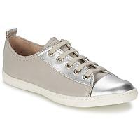 Skor Flick Sneakers Shwik SLIM LO CUT Silverfärgad