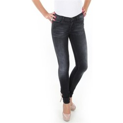 textil Dam Skinny Jeans Wrangler Jaclyn W26DLI53K black