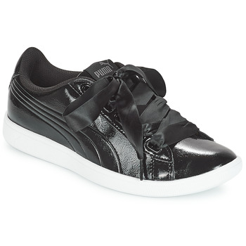 Skor Dam Sneakers Puma VIKKY RIBBON P Svart