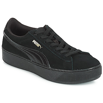 Skor Dam Sneakers Puma VIKKY PF 182 Svart