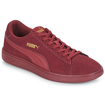 Skor Herr Sneakers Puma SMASH V2 SD Bordeaux