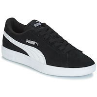 Skor Barn Sneakers Puma SD V2 JR BOY182 Svart