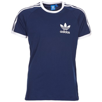 textil Herr T-shirts adidas Originals SPORT ESS TEE Marin