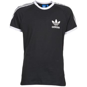 textil Herr T-shirts adidas Originals SPORT ESS TEE Svart