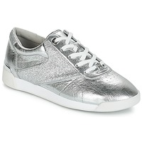 Skor Dam Sneakers MICHAEL Michael Kors ADDIE LACE UP Silver