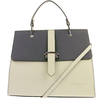 Väskor Dam Handväskor med kort rem Christian Laurier FIONA blanc gris