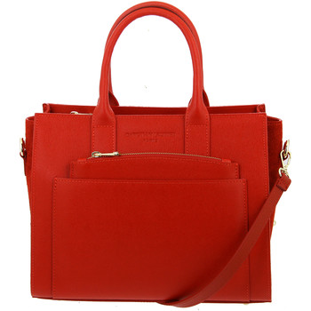 Väskor Dam Handväskor med kort rem Christian Laurier MIA rouge