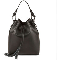 Väskor Dam Handväskor med kort rem Christian Laurier BIRGIT noir