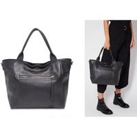 Väskor Dam Handväskor med kort rem Victor & Hugo CELY noir