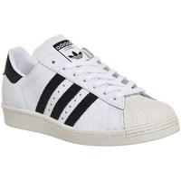 Skor Dam Sneakers adidas Originals Superstar 80S Vit