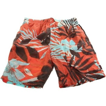 textil Herr Shorts / Bermudas Zagano Spodenki kąpielowe  2216-208 red