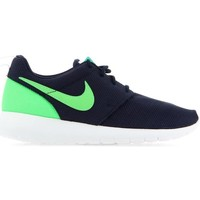 Skor Sneakers Nike Roshe One GS 599728-413 black