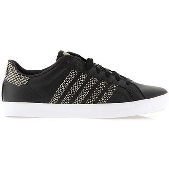 Skor Dam Sneakers K-Swiss Women's Belmont So Snake 93736-049-M black