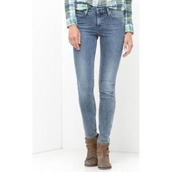 textil Dam Skinny Jeans Lee Scarlett Skinny L526WMUX blue