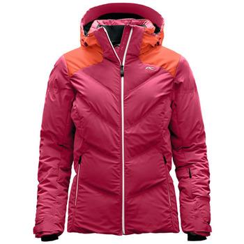 textil Dam Täckjackor Kjus Kurtka  Ladies Snow Down LS15-709 30518 pink