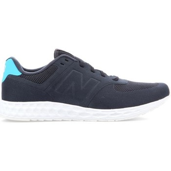 Skor Herr Sneakers New Balance Mode De Vie MFL574NB black