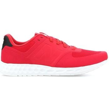 Skor Herr Sneakers New Balance Mode De Vie MFL574RB red