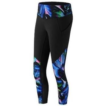 textil Dam Joggingbyxor New Balance WP61100LFP Multicolor