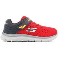 Skor Barn Sneakers Skechers Skech-Lite-Micro 95054N-RDCC red