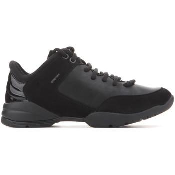 Skor Dam Sneakers Geox D Sfinge A D642NA-08521-C9999 black