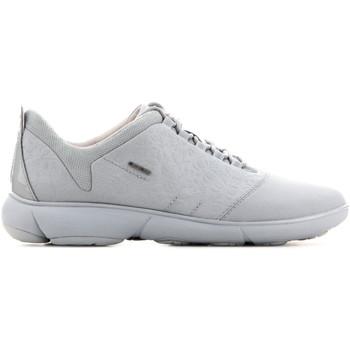 Skor Dam Sneakers Geox D Nebula A - Print.Text + Text D621EA 0AN11 C4004 green