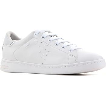 Skor Dam Sneakers Geox D Jaysen A - Nappa D621BA 00085 C1001 white