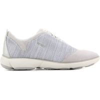 Skor Dam Sneakers Geox D Nebula C D621EC 06K22 C1002 brown, grey