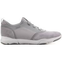 Skor Herr Sneakers Geox U Nebula SA U825AA 02211 C9007 grey