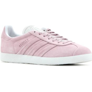 Skor Dam Sneakers adidas Originals Adidas Gazelle Stitch and Turn W BB6708 pink