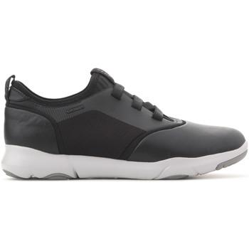 Skor Herr Sneakers Geox U Nebula S B U825AB 08511 C9999 black