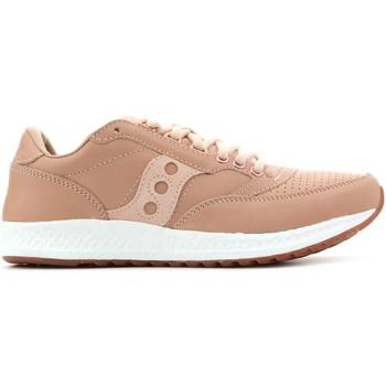 Skor Herr Sneakers Saucony Freedom Runner S70394-3 beige